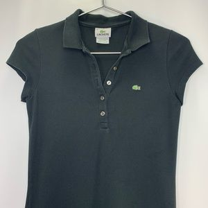 Lacoste Dresses - Lacoste polo shirt dress with pockets